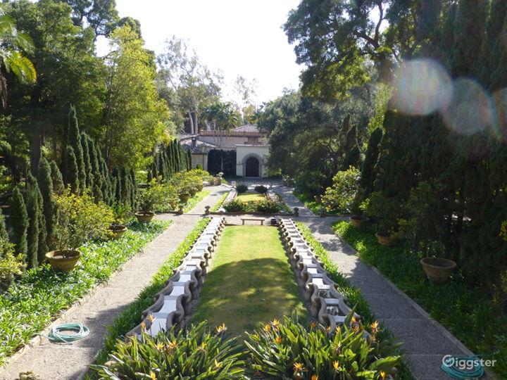 Grand Montecito Estate Photo 5