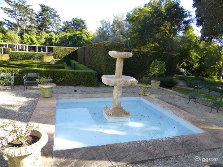 Grand Montecito Estate Photo 4