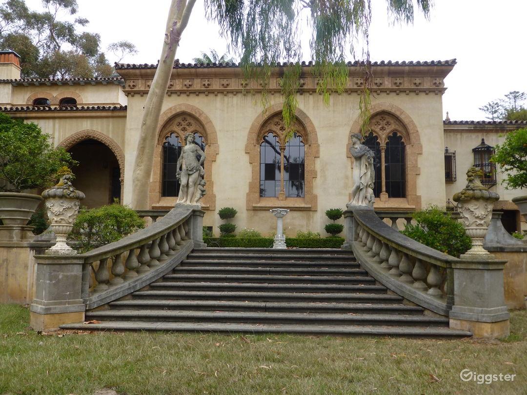 Grand Montecito Estate Photo 1