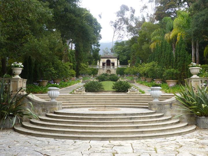 Grand Montecito Estate Photo 2