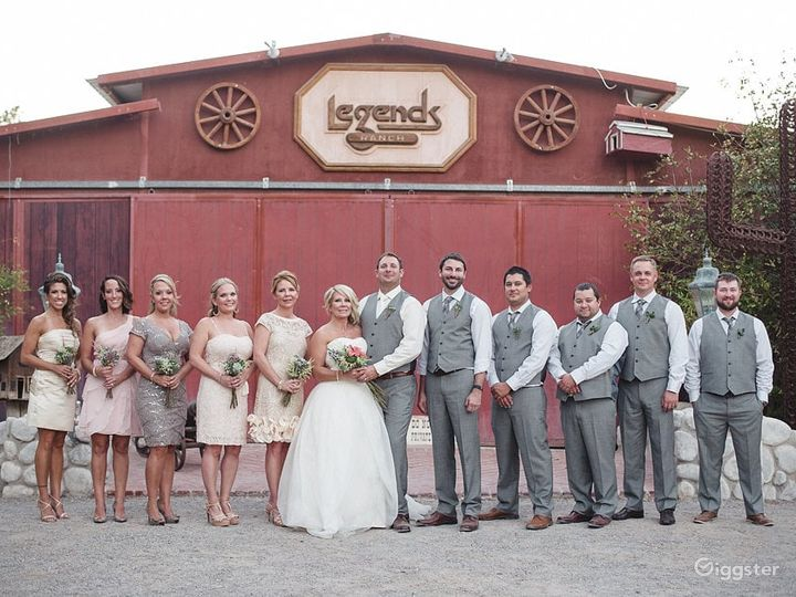 Reception Hall Barn Photo 4