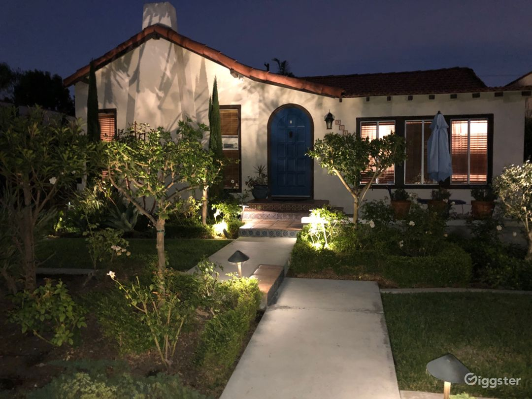 Private Spanish Style home in Long Beach Photo 2