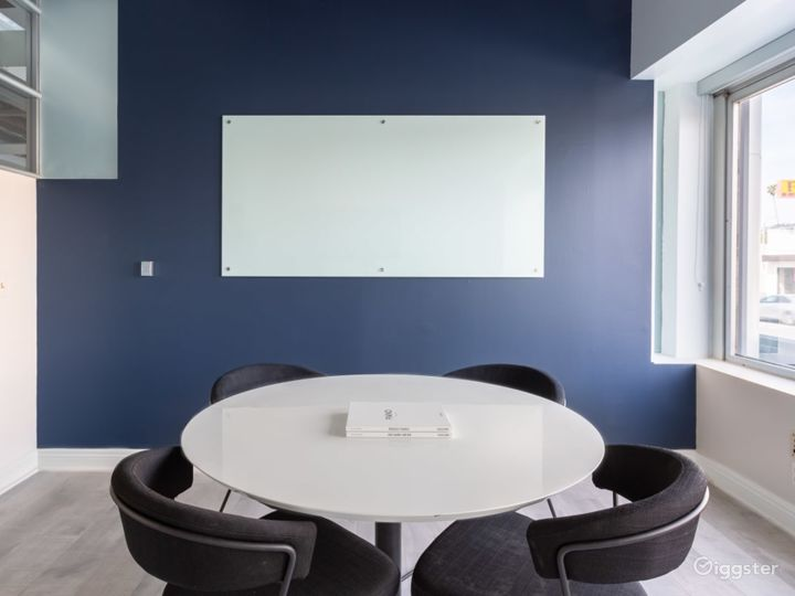 Fully Furnished Co-Working Set-up + Meeting Room Photo 5