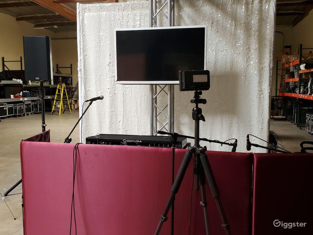 DJ live Stream Station