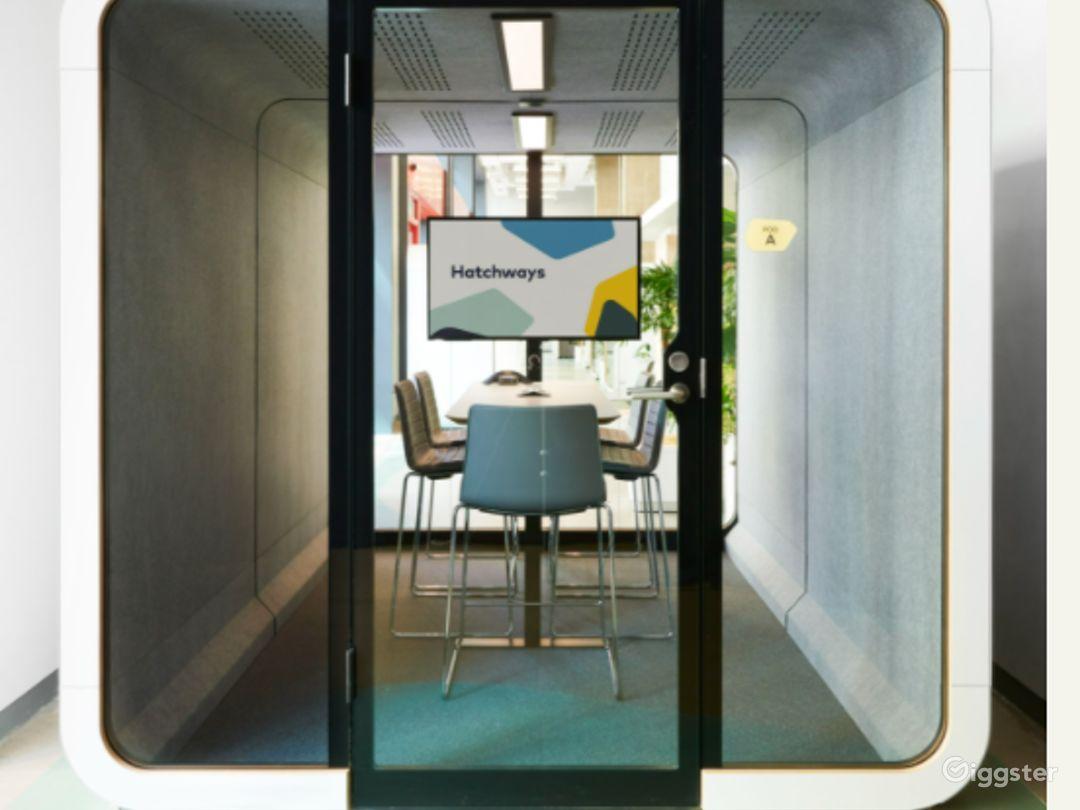 Big Pods Meeting Room Photo 1