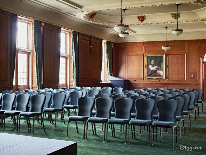Bishop Partridge Hall in London Photo 2