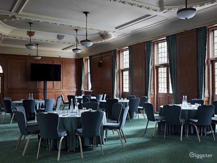 Bishop Partridge Hall in London