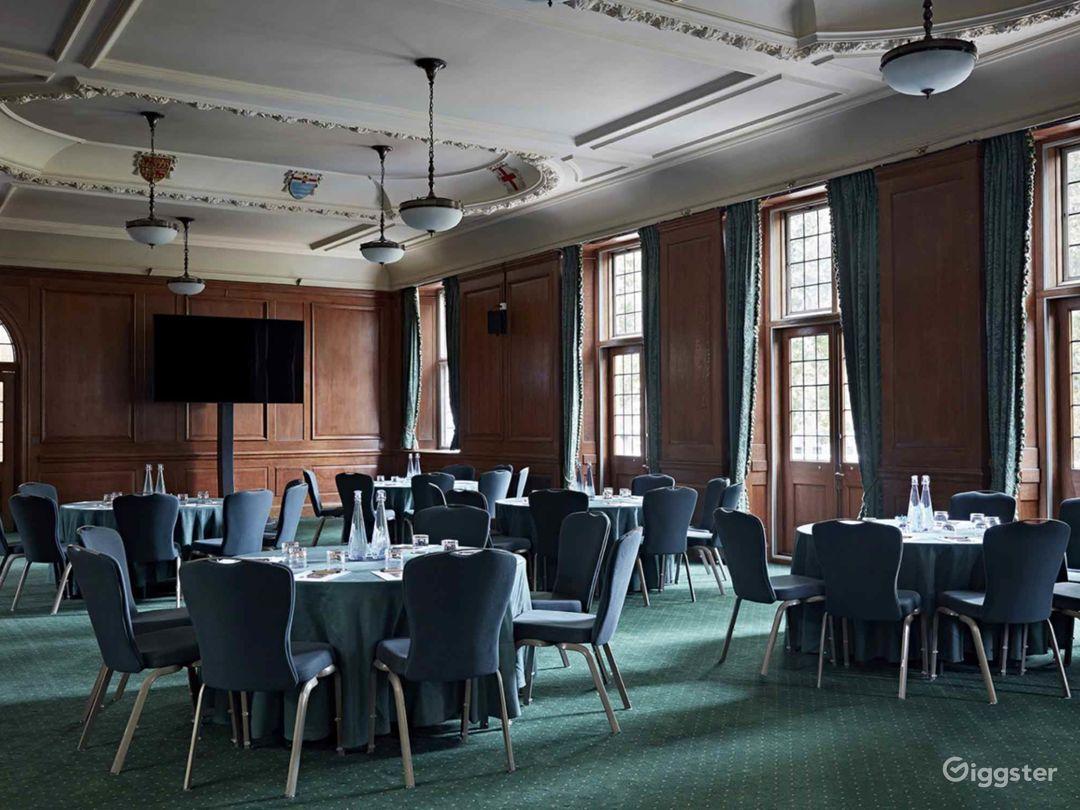 Bishop Partridge Hall in London Photo 1