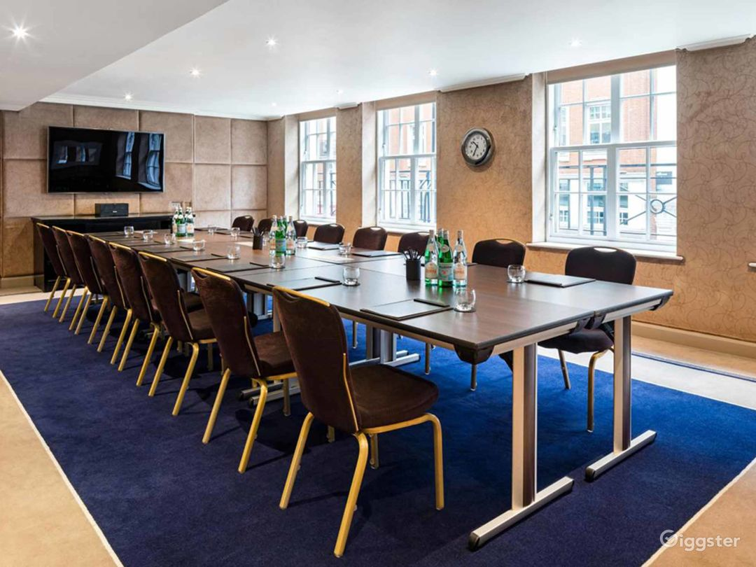 Marvelous Private Suite 3 in Mayfair, London Photo 1