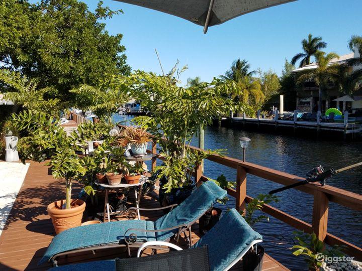 East Fort Lauderdale Ocean Access Pool Oasis Photo 3