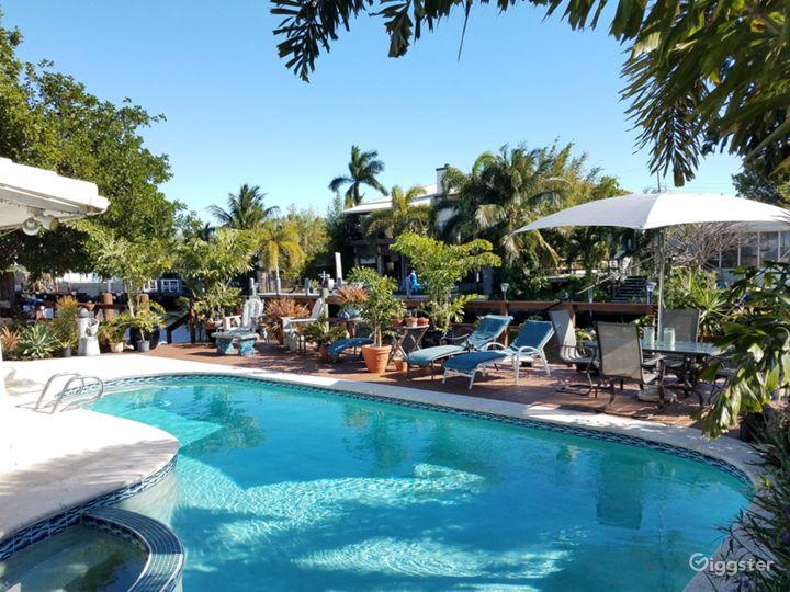 East Fort Lauderdale Ocean Access Pool Oasis Photo 4