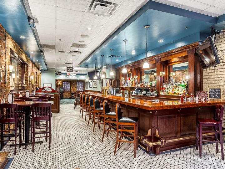 The Oyster Bar at Richmond