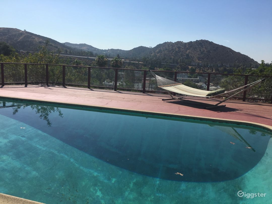 Panoramic Hillside View Photo 1