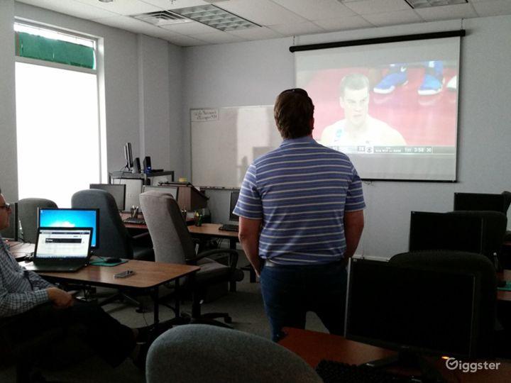 Meeting & Training Room in Gaithersburg Photo 2