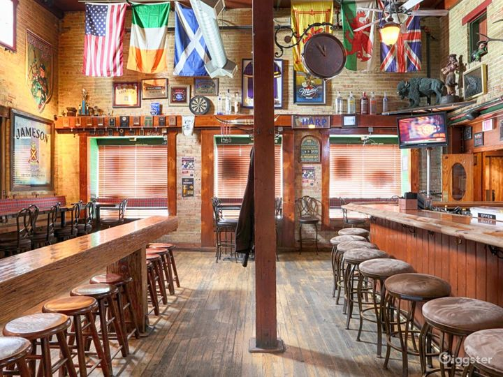 Multi-use Event Venue and Indoor Bar