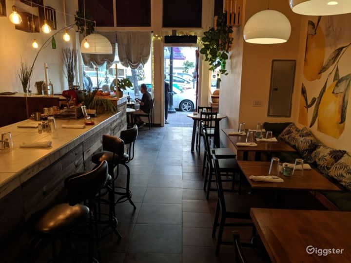 Stylish Italian Restaurant in San Diego  Photo 4