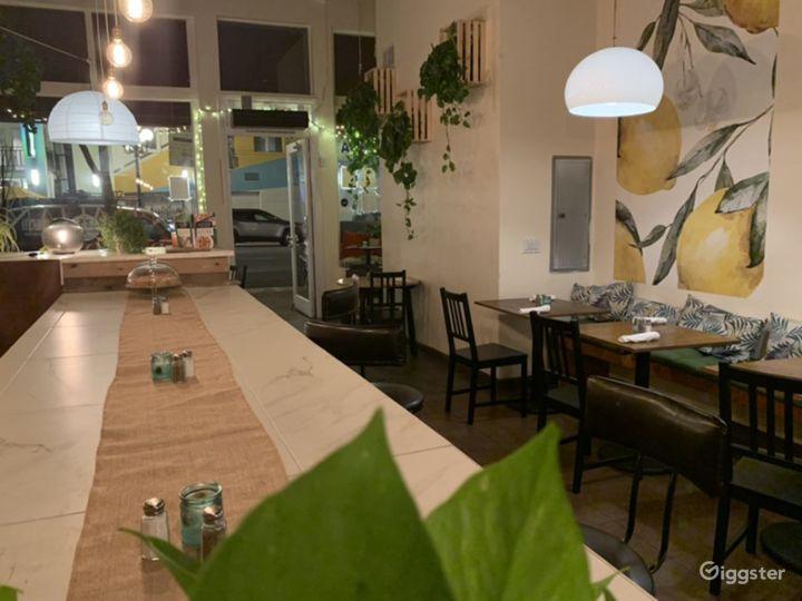Stylish Italian Restaurant in San Diego  Photo 3