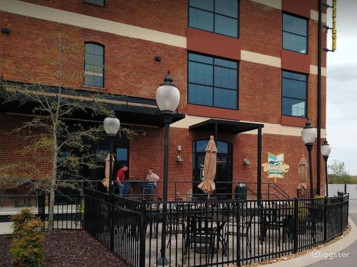 Outdoor Patio Space at the Brewery Photo 5