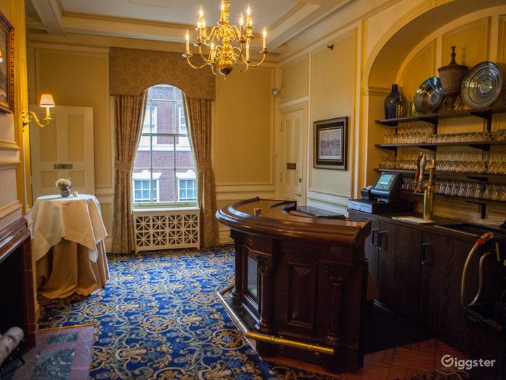 A Premier Cocktail Reception in Boston  Photo 5