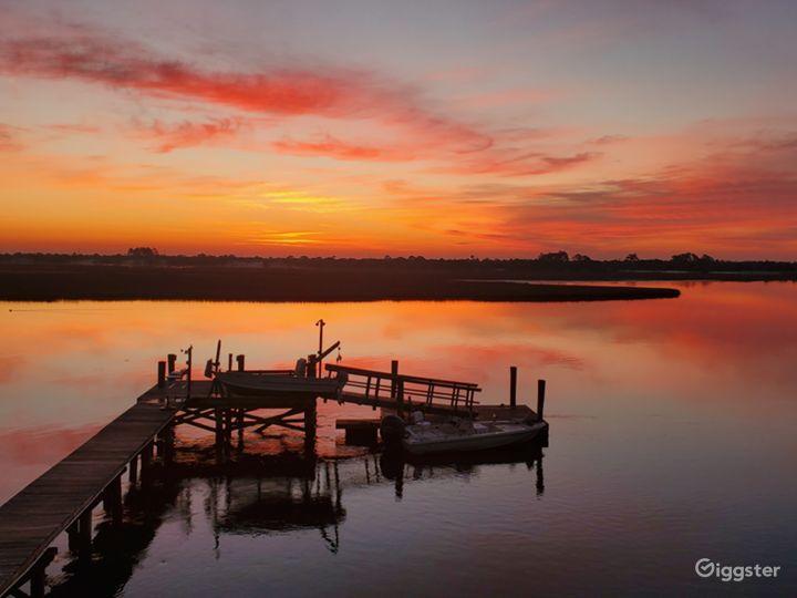 Stunning Views on Fort George Island, FL Photo 4