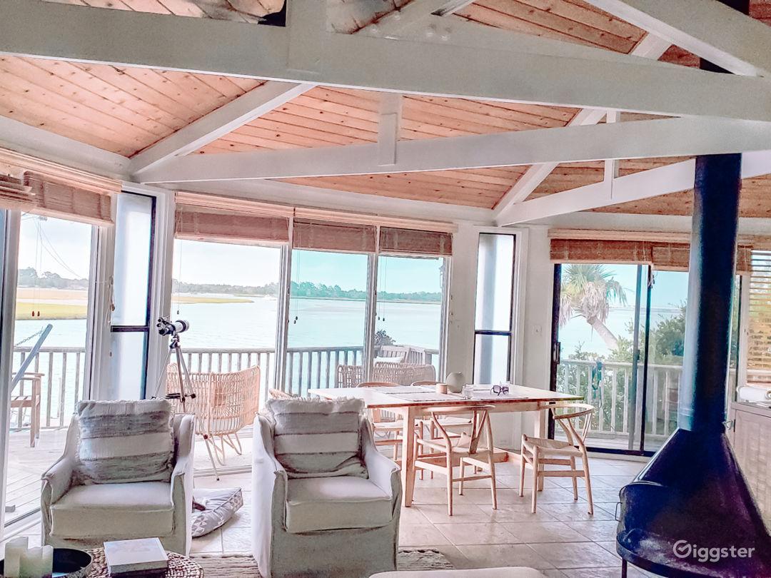 Stunning Views on Fort George Island, FL Photo 1