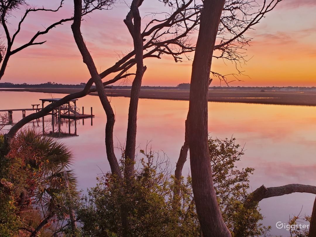 Stunning Views on Fort George Island, FL Photo 5