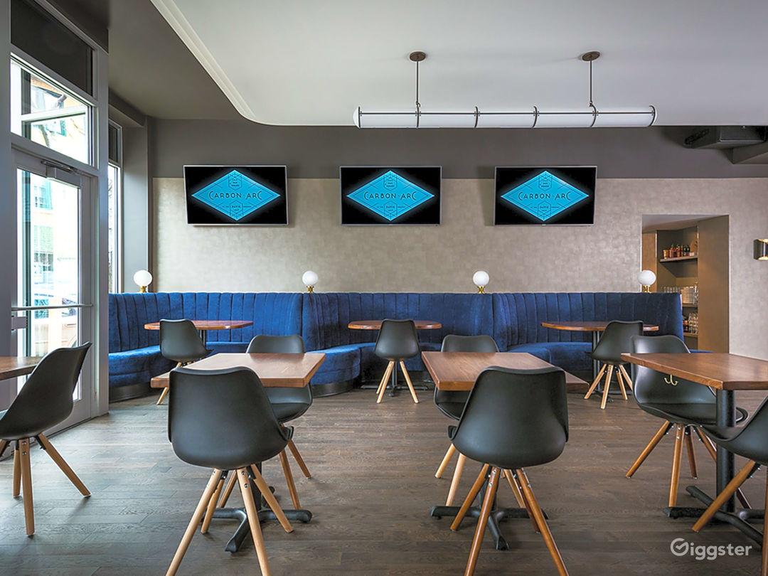 Art Deco Setting Bar & Restaurant (Buy Out) Photo 1
