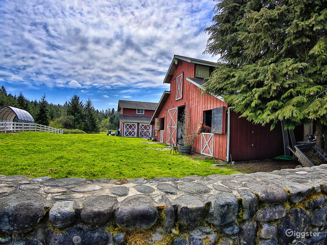 Elegant Living on Historic Farm: Weddings & Events Photo 3