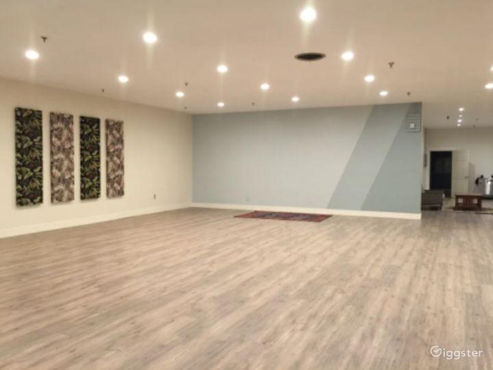 Gorgeous Modern Studio Space