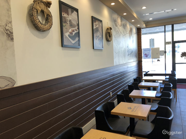 Modern Oriental Sip and Chill Cafe Photo 5