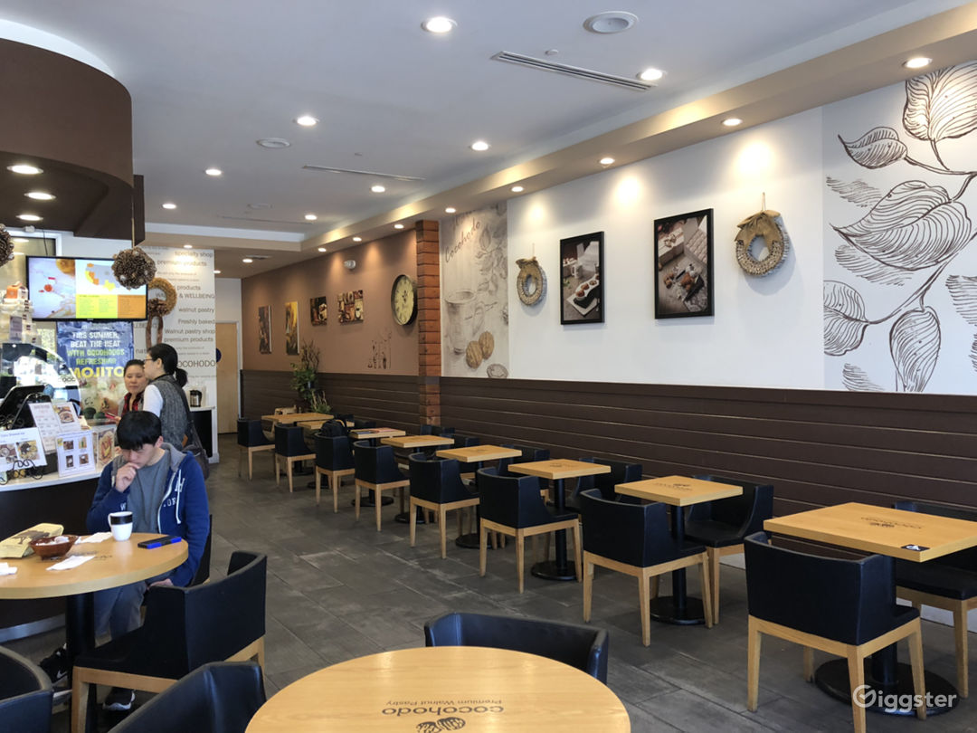 Modern Oriental Sip and Chill Cafe Photo 1