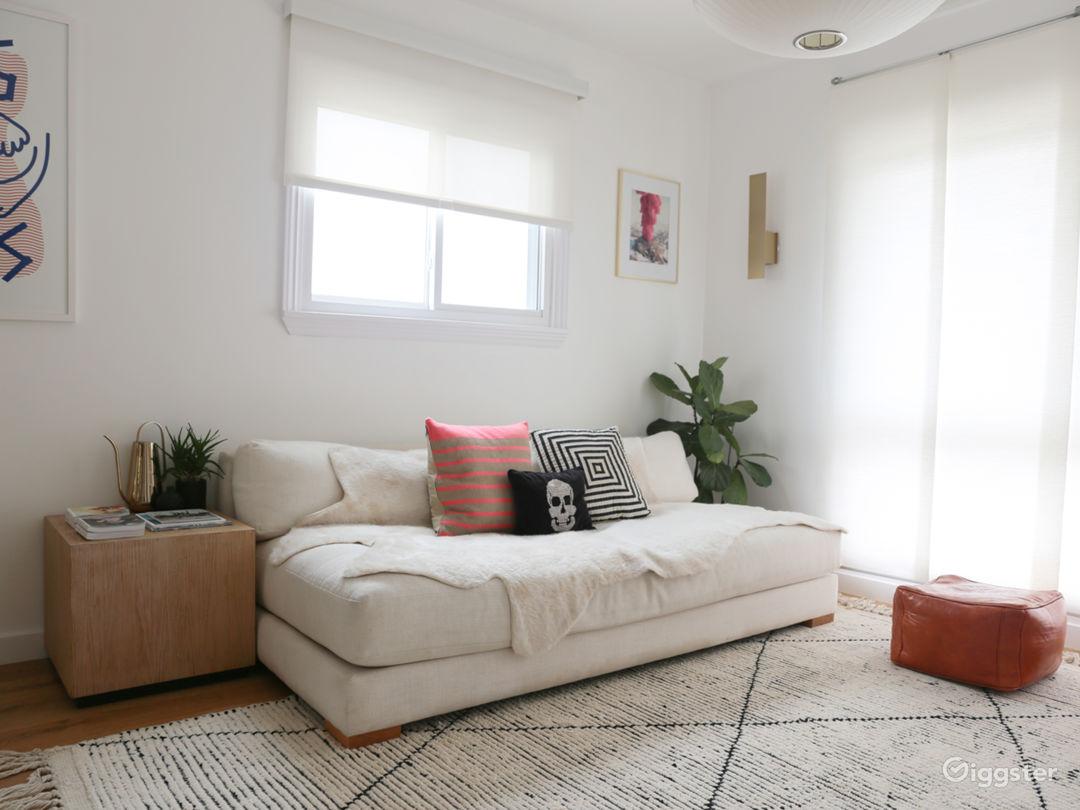 Modern & Bright Boho Designer home + swimming pool Photo 4