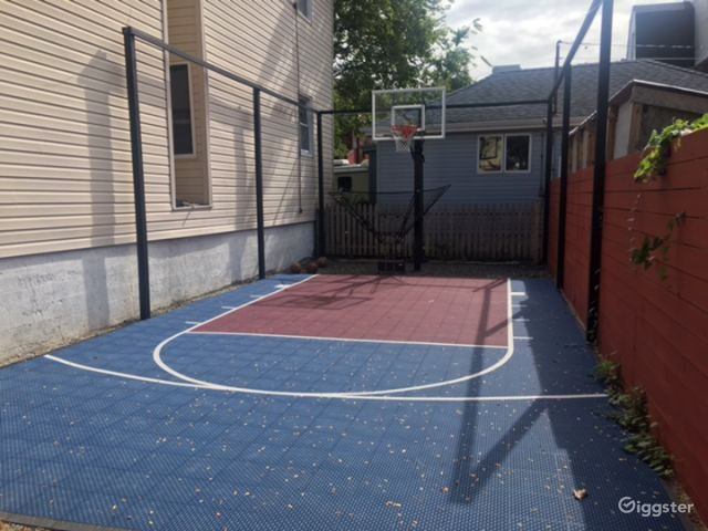 Basketball Court Photo 1