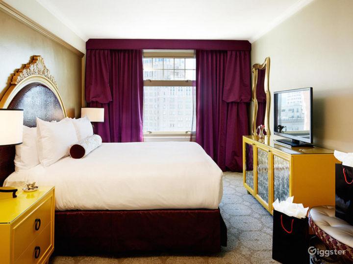 Presidential Suite in Elegant Hotel Photo 5