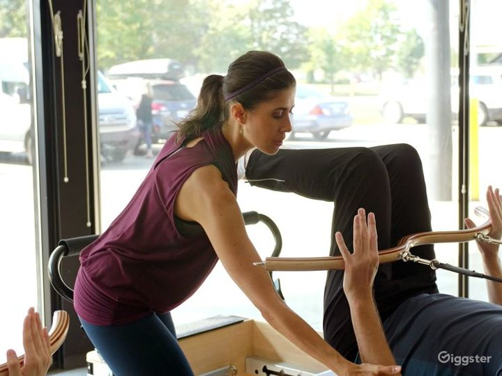 Well kept and equipped Pilates Studio in Michigan Photo 4