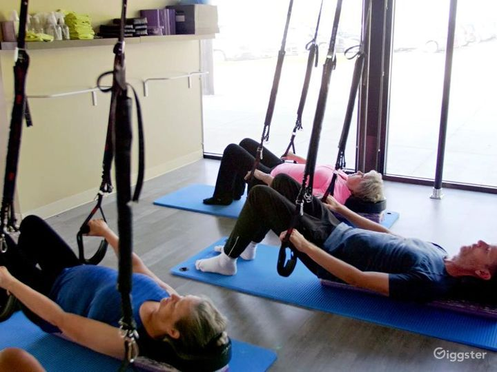 Well kept and equipped Pilates Studio in Michigan Photo 2