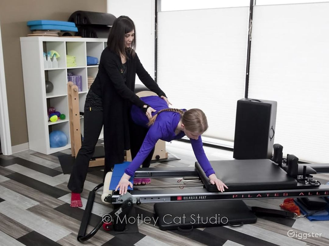 Well kept and equipped Pilates Studio in Michigan Photo 1