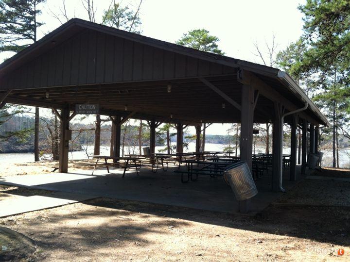 Recreational area on Lake Oconee Photo 3