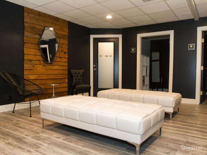 Talent Lounge