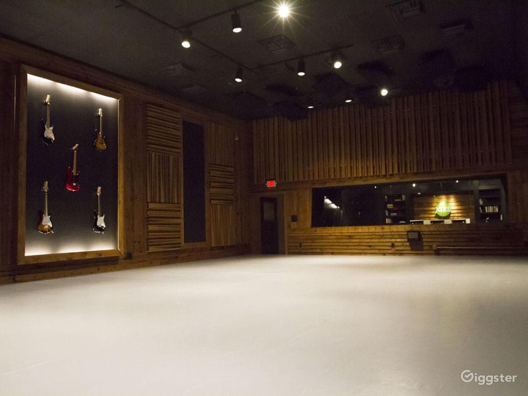 Dance and Recording Studio