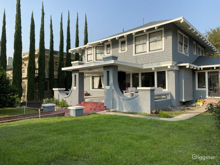 Historic West Adams Craftsman Photo 5