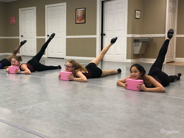 Dance Studio Building in Nashville for all Dance Events & Birthday Parties Photo 2