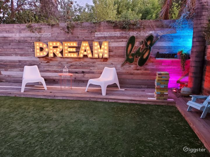 Gorgeous backyard perfect for any occasion Photo 3