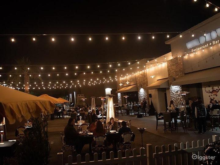 Outdoor/Patio Events Venue  Photo 3