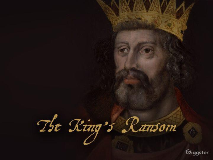 The Kings Ransom Adventure Room Photo 3