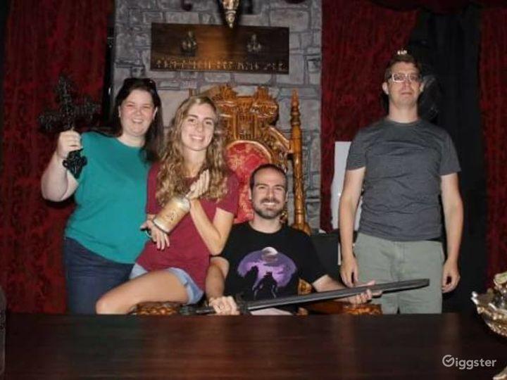 The Kings Ransom Adventure Room Photo 2