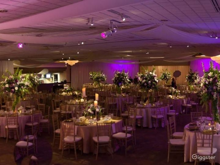 Large Grand Ballroom in Ohio Photo 5