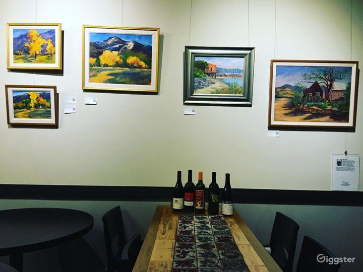 Elegant Wine Venue in San Carlos Photo 4
