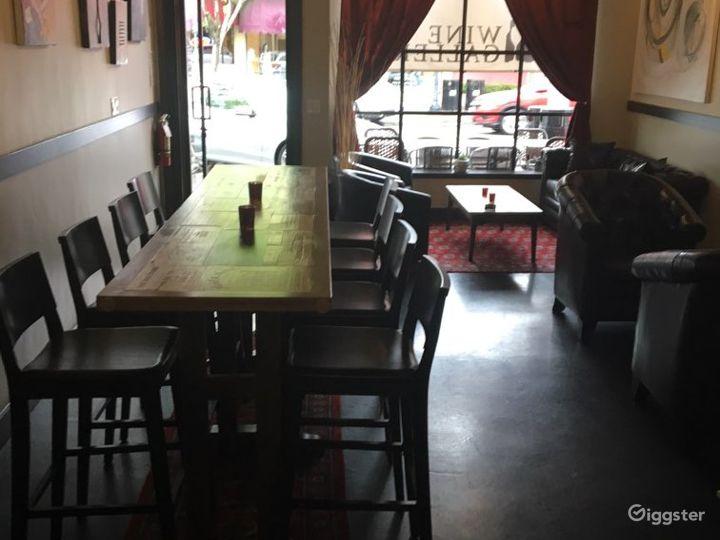 Elegant Wine Venue in San Carlos Photo 5