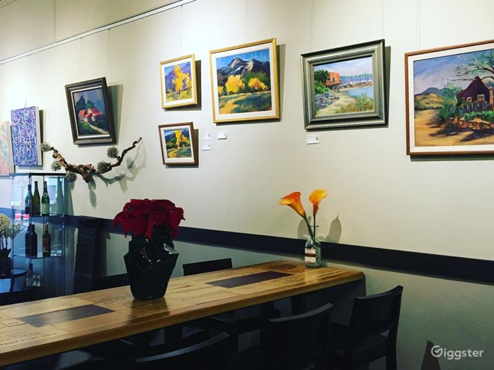 Elegant Wine Venue in San Carlos Photo 3